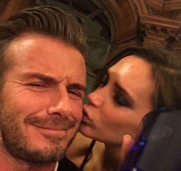 Beckham instagram