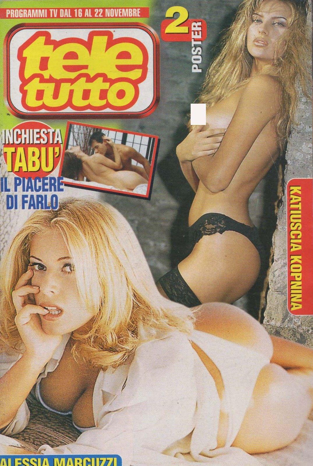 Смотреть фото в эротических журналах 8 фотография