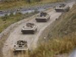 На Луганщине произошла танковая битва между ополченцами и укрвоенными
