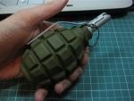 В результате взрыва гранаты в Кривом Роге погиб солдат