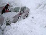 Штату Нью-Йорк после сильного снегопада угрожает наводнение