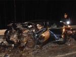 5 человек погибли в результате столкновения двух легковушек в Казахстане