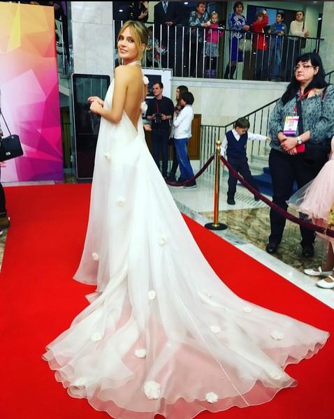 Свадебное платье как у глюкозы