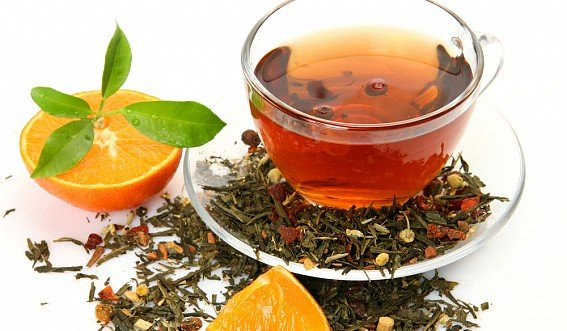 Чай мате потенция