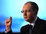 Яценюк: Украина полностью выплатила долг за газ
