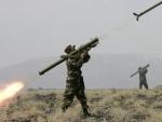Батальон Луганск-1 заявил об уничтожении БДМ-2 и 5 ополченцев