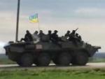 СМИ: украинских военных вновь обстреляли под Славянском