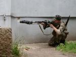 В Запорожье и Херсон прибыли вооруженные группы антимайдана