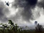 Обстановка в Донецке напряженная – не утихают залпы артиллерийских орудий